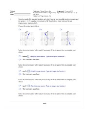 HW #2 (solutions included)