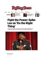 09_Fight the Power_ Spike Lee on 'Do the Right Thing' - Rolling Stone.pdf