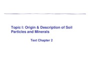 Note2-Origin of soil