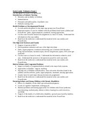 NURS 341-Exam 1 Study Guide2