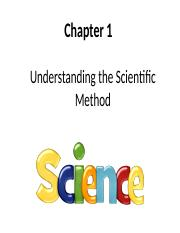 Ex 1-Scientific Method 2016