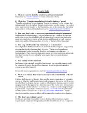 COM 101 Study Guide - COM 101 STUDY GUIDE 1 Which of the following ...