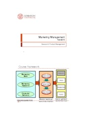 marketing research midterm sample Basic marketing research: volume 1 sampling procedures in research 91 planning the sample marketing research focuses on understanding the customer.