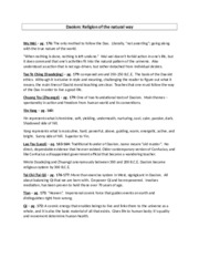 REL test 2 study guide