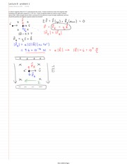 Lecture 8 problems
