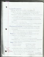 Criminal Justice 102 Punishment and Jail Notes
