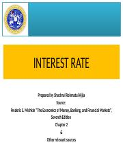 4. INTEREST RATE.ppt