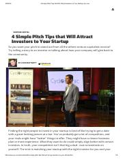 4 Simple Pitch Tips that Will Attract Investors to Your Startup _ Inc