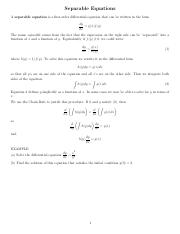 Section_1.4-Separable equations