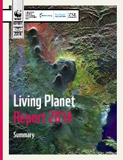 WWF Summary of Living Planet Report 2014.pdf