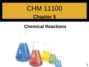 Chapter 5 - Chemical Reactions_post