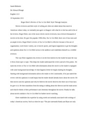 movie review essay the pursuit of happyness