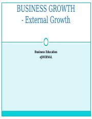 Business growth-2