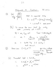 PHYS 346 Spring 2012 Assignment 4 Solutions