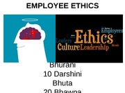 Group 7_Employee Ethics