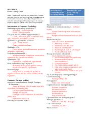 PSY 394 CP Exam 1 Study Guide.doc