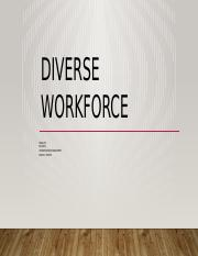 DIVERSE WORKFORCE.pptx