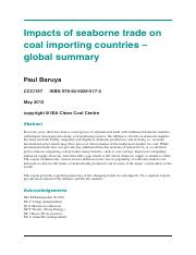 052012_Impacts of seaborne trade on coal importing countries - global summary_ccc197.pdf