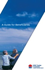 NSW Trustee  Guardian Guide for Beneficiaries
