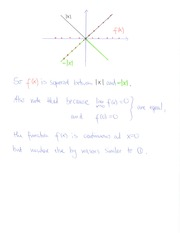 MATH 180 Reivew of Absolute Value Functions Notes