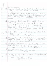 Course Material Notes