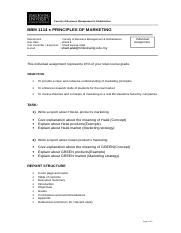 2015-02_bbm1113_assignment_1425361700_individual_assignment_principles_of_marketing