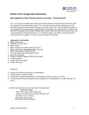 pages Study Guide Resp  Test   Case Solutions com