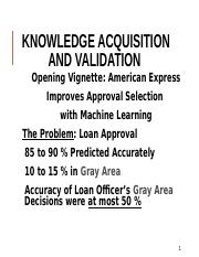lesson 2- Knowledge Acquisition and Validation.ppt