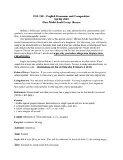 Essay on romeo and tybalt
