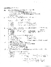 Chem 401 Practice for Final Exam KEY