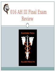 2016_AH_III_Final_Exam_Review