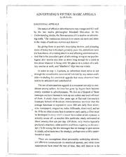 engl 1301 essay
