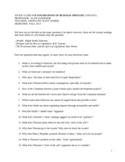 2013 fall study guide mid term