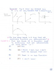 MATH 133 Illustration of Tangent Line Notes