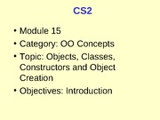 CS2_15_ObjectsClassesObjCreation