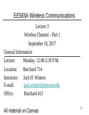 EE583A_2017F_Lecture3_Wireless Channels Part I - posted.pdf
