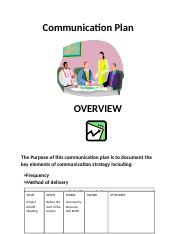 Communication Plan Project 586 1.docx