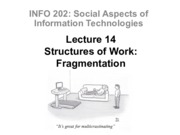 INFO202-S15-Lecture14-ICTs+work-Part2-Fragmentation