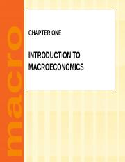chap 01 - Introduction to Macroeconomics.pptx