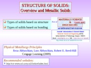 Chapter_4a_Structure_of_Solids_Metallic