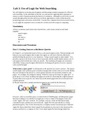 Lab 3 Use of Logic for Web Searching.pdf