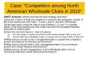 Warehouse_Clubs_Exam_Questions