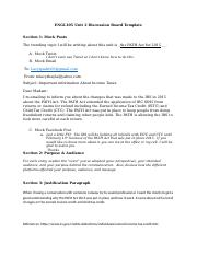collinsshayla_ENGL105 Unit 2 Discussion Board.docx