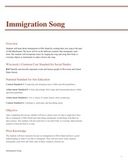 art lp 2 Immigration song