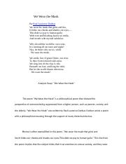 Unit 6 Lesson 7 Literary Analysis Essay.docx