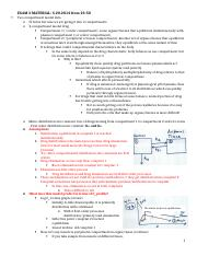 Ceutics Exam III notes
