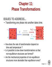 ch11 Phase transformation.ppt