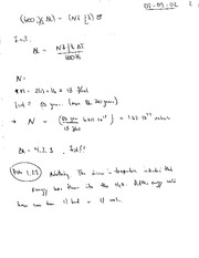 Thermal Physics Solutions CH 1-2 pg 29