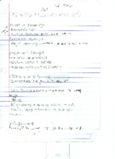 Ch 1-3 Notes