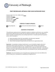 Non-Supervisory Appraisal Form.doc